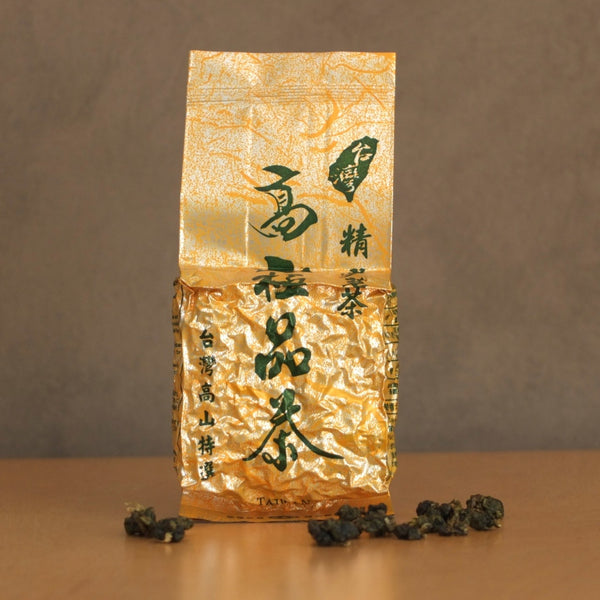 Spring-Rain Light Oolong 春甘霖烏龍 75g