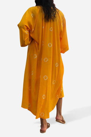 Saffron Loose dress