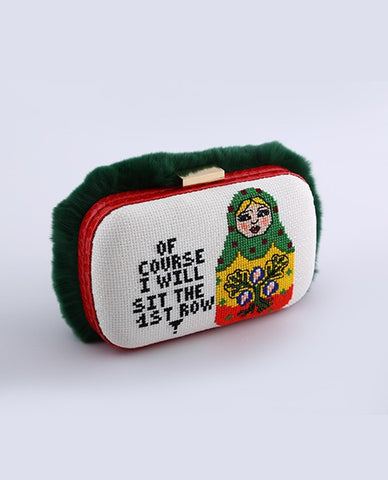 Matryoshka Clutch