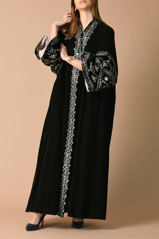 Royal Green Bisht