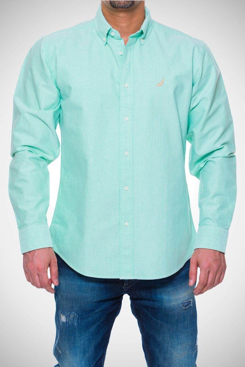 Light Green Shirt