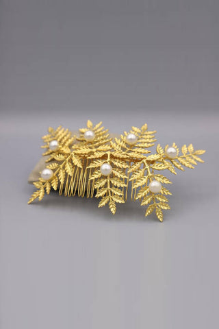 Branches Pearl Hair Comb