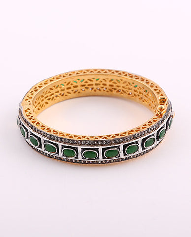 Green Antique Bracelet