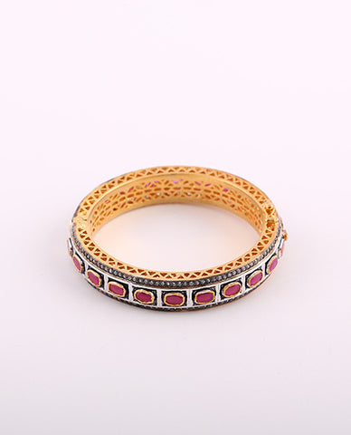 Red Antique Bracelet
