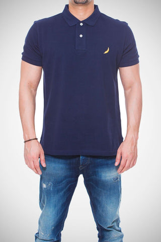 Indigo Blue Polo
