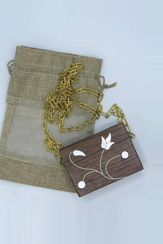 Cross Necklace Bag