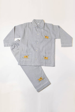Elephant Pajama Set
