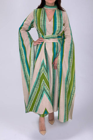 Long Sleeves Kaftan