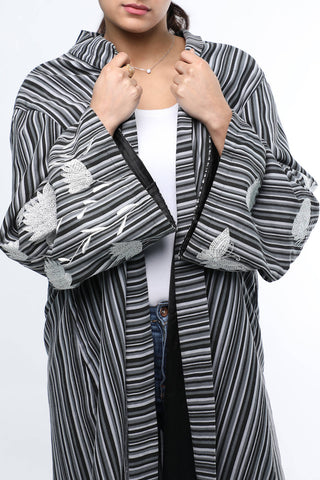 Stripes Corduroy Jacket