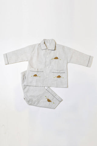 Turtle Pajama Set