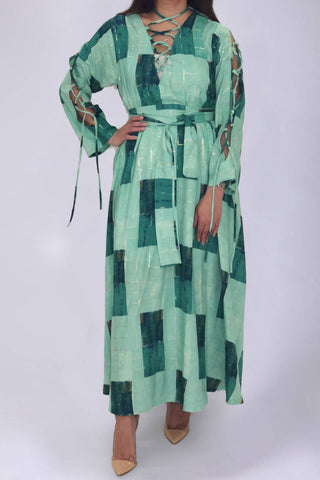Wrapped Kaftan