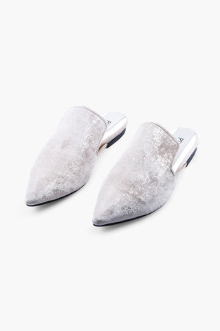 Ivory Slippers