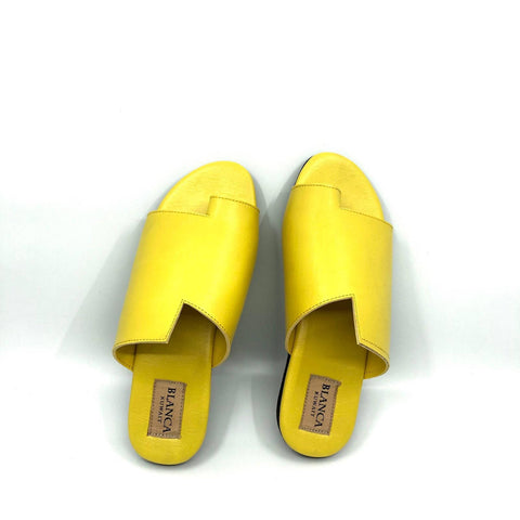 Yellow Slippers