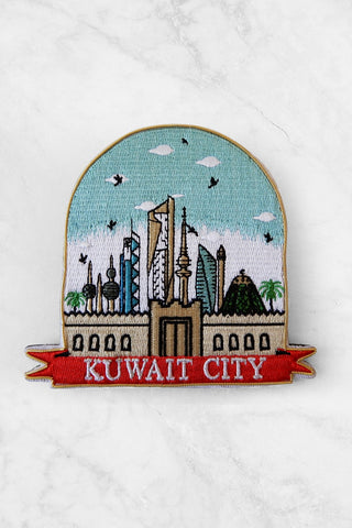 City Skyline Patch