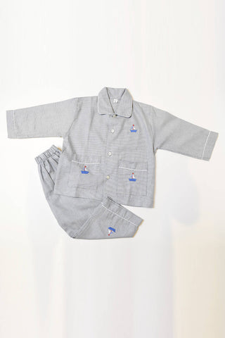 Sailor Pajama Set