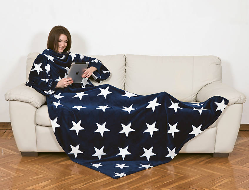 Stars Wearable Blanket