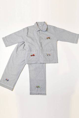 Trucks Pajama Set