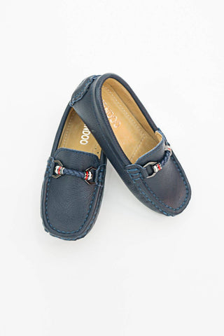 Mendoo Kids Shoes - Navy
