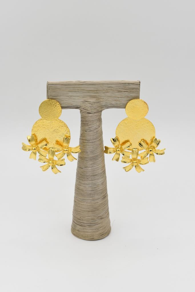 Modern Grecian Earrings