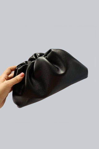 Black Medium Pouch