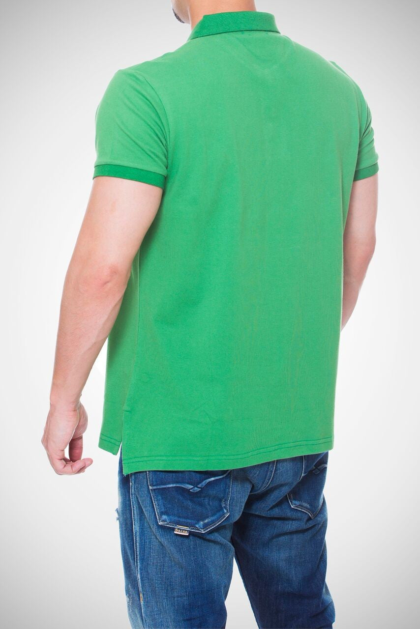 Forest Green Polo