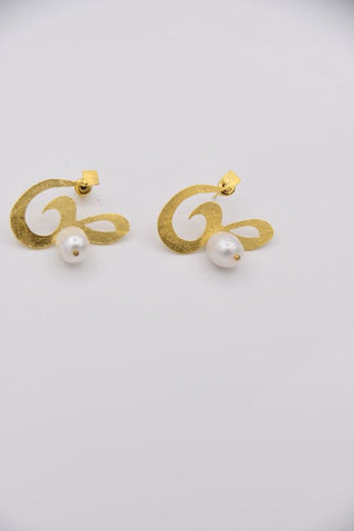 Dhaad Earrings (ض)