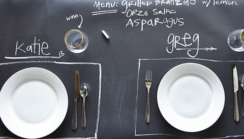 Removable Wall Paper - Chalkboard