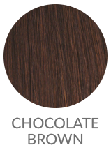 Hair Colour Chocolate Brown