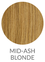 Hair Colour Mid-Ash Blonde
