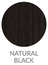 Hair Colour Natural Black
