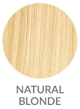 Hair Colour Natural Blonde
