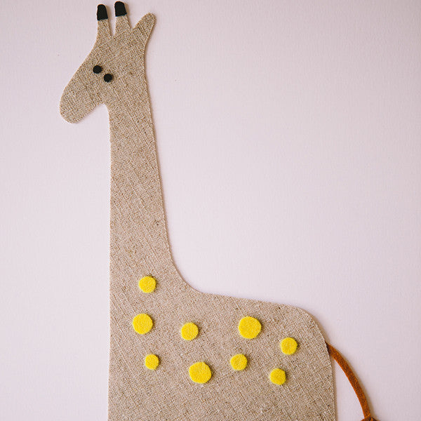 Giraffe Artwork - Medium