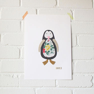 Penguin Artwork - Large