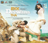 Buy Hindi film audio cd Ekk Deewana Tha from greenhivesaudio.com online