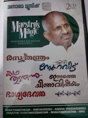 Maestro's Magic - Memorable Malayalam Film Songs