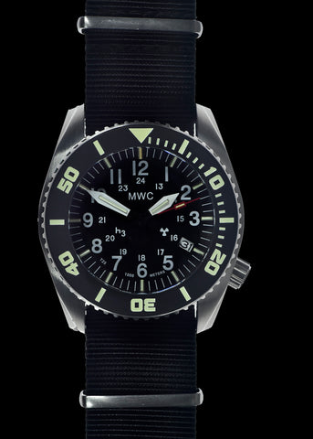 MWC Military Divers Watch in PVD Steel Case (Automatic) Previous Model to the current watch last few reduced to clear