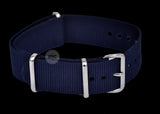 18mm Navy NATO Military Watch Strap