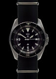 MWC Military Divers Watch Stainless Steel (Automatic)