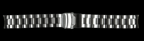 Stainless Steel 20mm Bracelet to fit MWC 300m Divers Models (Non Logo Variant)