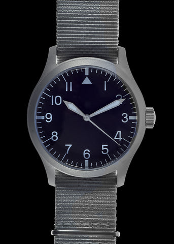 MWC GG-W-113 Classic 1960s/70s U.S Pattern Vietnam War Issue Watch with a Hybrid Mechanical/Quartz Hybrid Movement and 100m Water Resistance