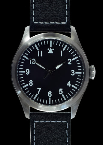 A-11 1940s WWII Pattern Military Watch (Hybrid) with 100m Water Resistance