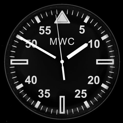 "Latest MWC 2018 Military Pattern 22.5 cm (approx 9"") Wall Clock"