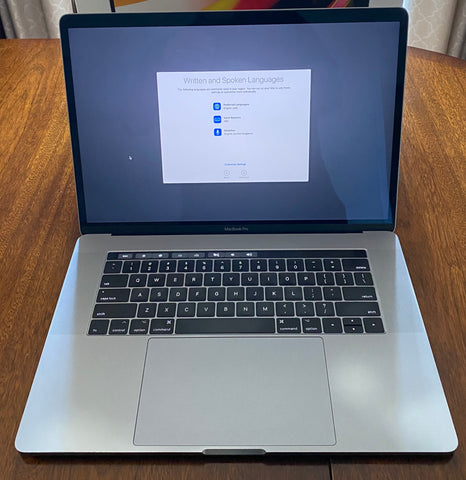 "Apple MacBook Pro Laptop ""Core i7"" 2.8 15"" 16GB RAM Model: A1707 - Excellent Condition as Pictured"