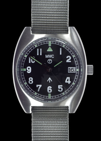 MWC W10 1970's Pattern 24 Jewel Automatic Military Watch with 100m Water Resistance