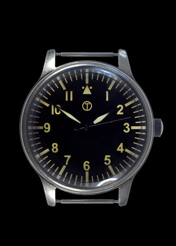 MWC Classic Retro Design Military Watch with 12 Hour Dial in Presentation Box