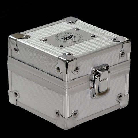 MWC Protective Travel Watch Box with Logo