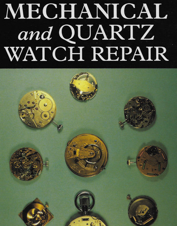 Mechanical and Quartz Watch Repair by Mick Watters FBHI