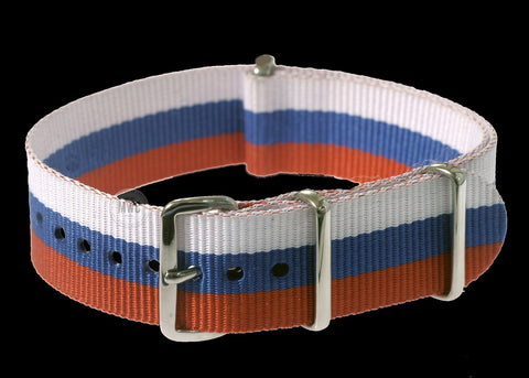 20mm Russian Pattern NATO Military Watch Strap