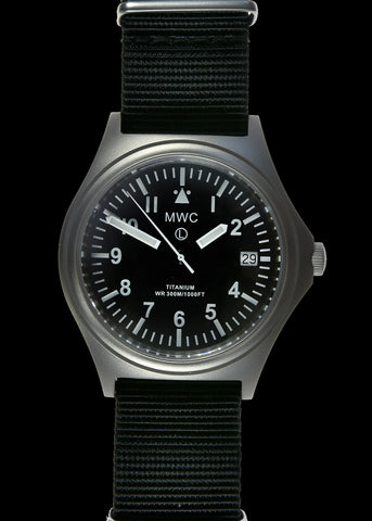 MWC P656 Tactical Series Watch with GTLS Tritium, 24 Jewel Automatic Movement and Sapphire Crystal (Date Version)