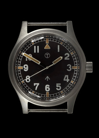 MWC 1940s to 1960s Pattern General Service Watch with Sterile Dial and 24 Jewel Automatic Movement (Retro Dial Variant)